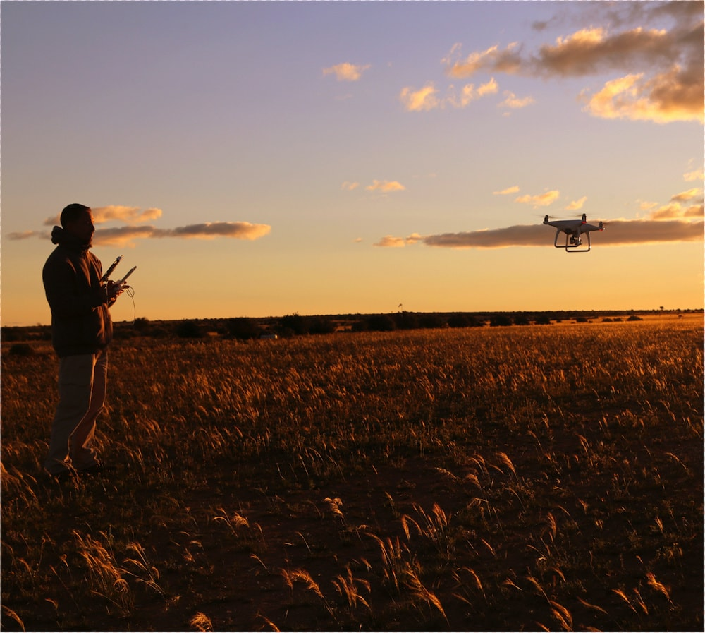 Drone cloud: establishing a national ecosystem for drone data management