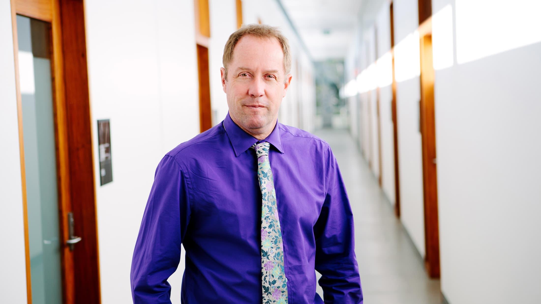 TERN welcomes new Advisory Board Chair, Hugh Possingham FAA